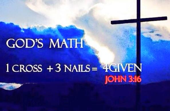 God's Match = Forgiven