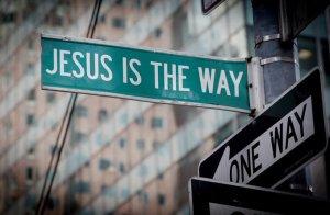 Jesus é o Caminho! O Único Caminho!