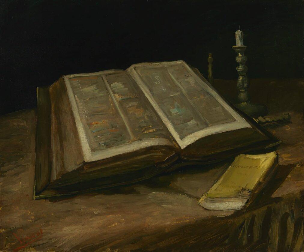 A Bíblia - Vincent Van Gogh